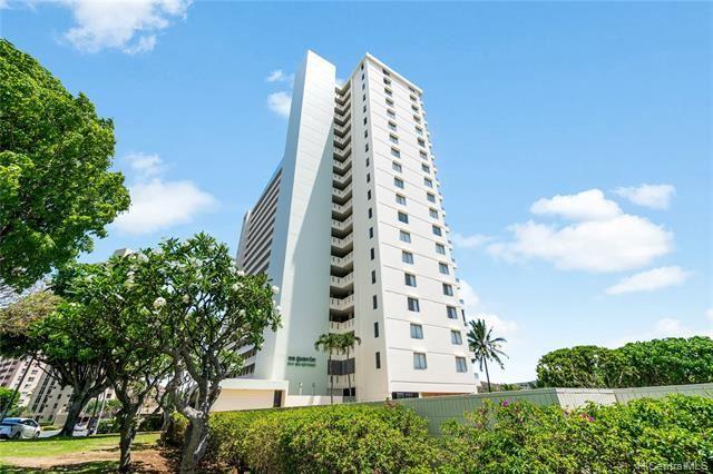 1160 Ala Napunani Street #805 UNIT 805, Honolulu, HI 96818 - #: 202115366