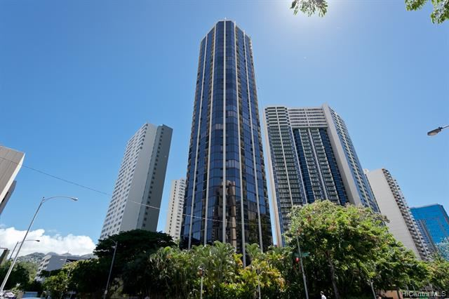 60 N Beretania Street #3702 UNIT 3702, Honolulu, HI 96817 - #: 201927370
