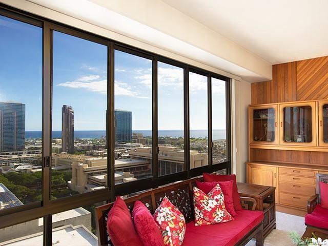 700 Richards Street #2406 UNIT 2406, Honolulu, HI 96813 - #: 201933374