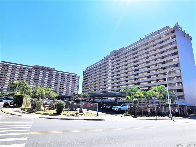 3215 Ala Ilima Street #A806 UNIT A806, Honolulu, HI 96818 - MLS#: 202123378