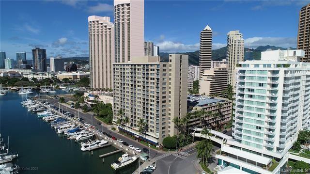 1765 Ala Moana Boulevard #1180 UNIT 1180, Honolulu, HI 96815 - #: 202100382
