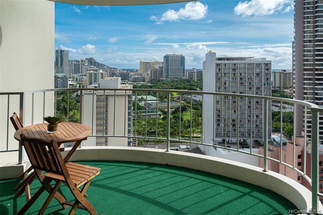 469 Ena Road #2308 UNIT 2308, Honolulu, HI 96815 - #: 202101384