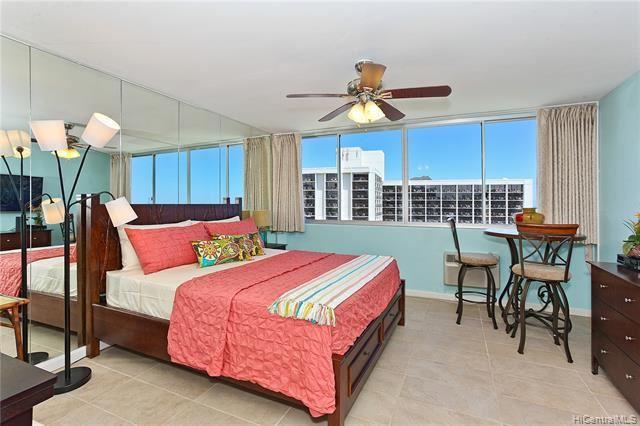 2500 Kalakaua Avenue #2306 UNIT 2306, Honolulu, HI 96815 - #: 202023385