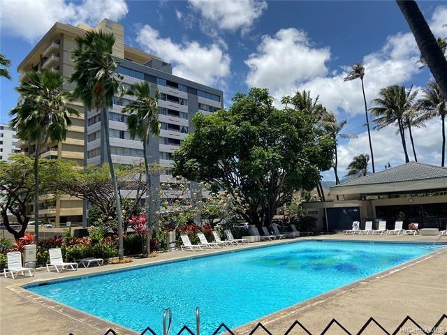 300 Wai Nani Way #1620 UNIT 1620, Honolulu, HI 96815 - #: 202009391