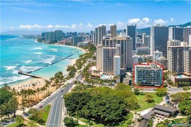 134 Kapahulu Avenue #403 UNIT 403, Honolulu, HI 96815 - #: 202008396