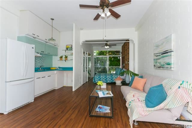 1020 Green Street #207 UNIT 207, Honolulu, HI 96822 - #: 202027399