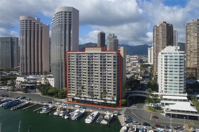 1765 Ala Moana Boulevard #1197 UNIT 1197, Honolulu, HI 96815 - #: 202030408
