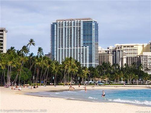 Photo of 223 Saratoga Road #1006, Honolulu, HI 96815 (MLS # 202027411)