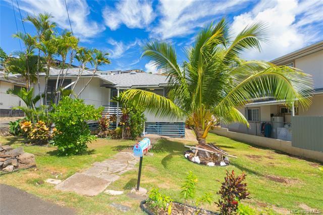 1345 17th Avenue, Honolulu, HI 96816 - #: 202023412
