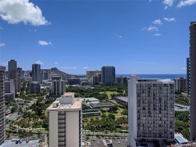 469 Ena Road #2708 UNIT 2708, Honolulu, HI 96815 - #: 202032415
