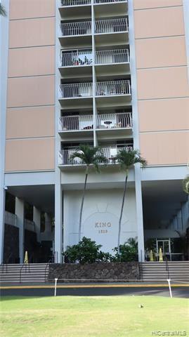 1519 Nuuanu Avenue #1443 UNIT 1443, Honolulu, HI 96817 - #: 202119415