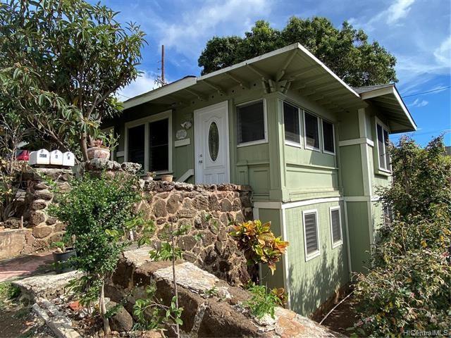 1581 Miller Street, Honolulu, HI 96813 - #: 202029422