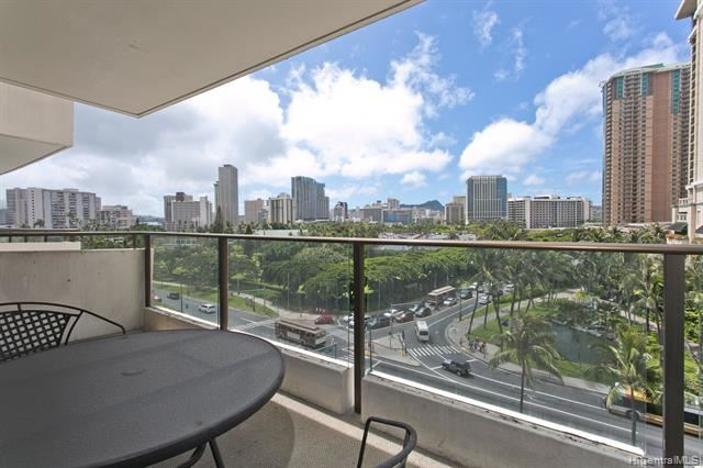 1860 Ala Moana Boulevard #808 UNIT 808, Honolulu, HI 96815 - #: 201919430