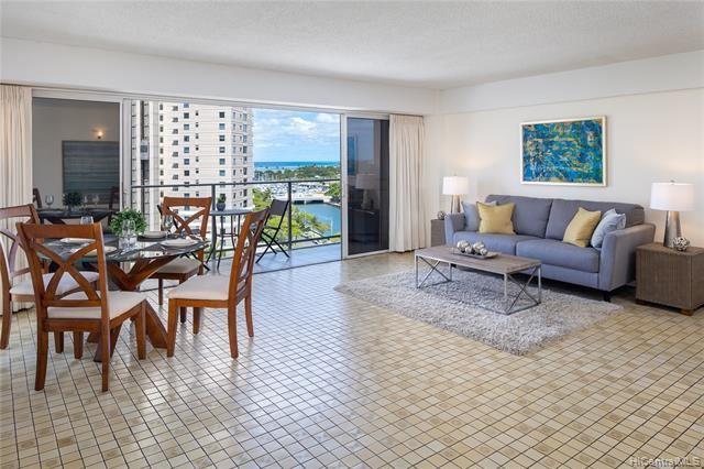1645 Ala Wai Boulevard #1104 UNIT 1104, Honolulu, HI 96815 - MLS#: 202112430