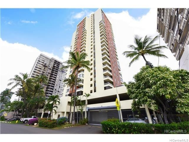 2740 Kuilei Street UNIT 1106, Honolulu, HI 96826 - #: 201913433