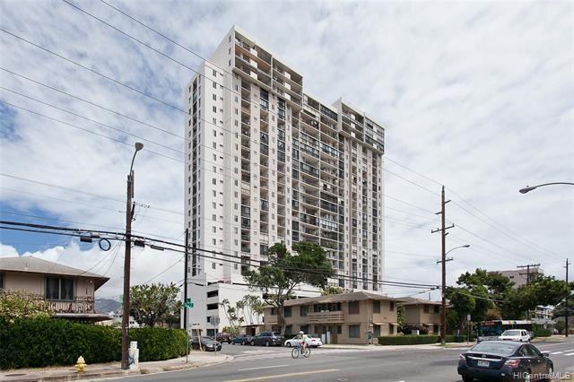 2916 Date Street #11E, Honolulu, HI 96816 - #: 202103436