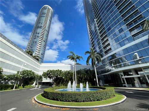 Photo of 1296 Kapiolani Boulevard #3609, Honolulu, HI 96814 (MLS # 202119439)
