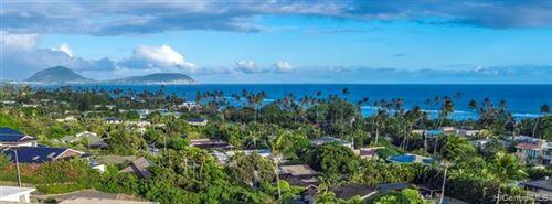 Photo of 506 Hakaka Place, Honolulu, HI 96816 (MLS # 202100450)