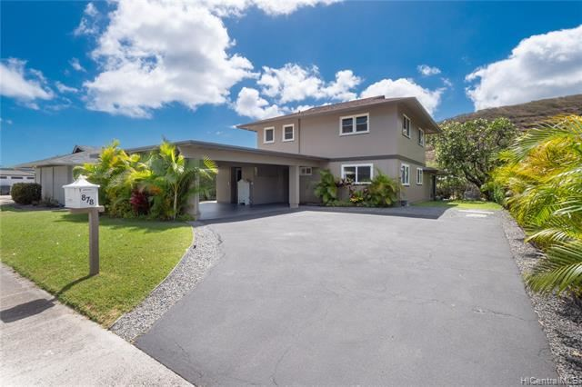 878 Lunalilo Home Road, Honolulu, HI 96825 - #: 201917451