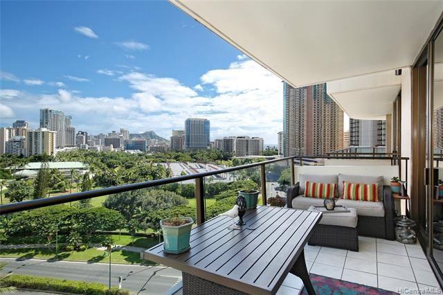1860 Ala Moana Boulevard #1201 UNIT 1201, Honolulu, HI 96815 - #: 202029453