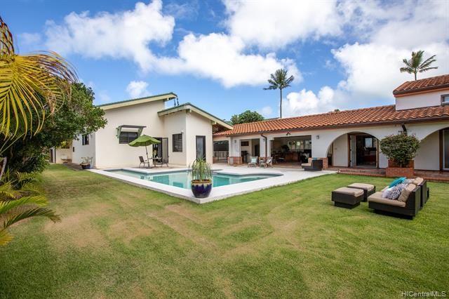 381 Auwinala Road, Kailua, HI 96734 - #: 202032457