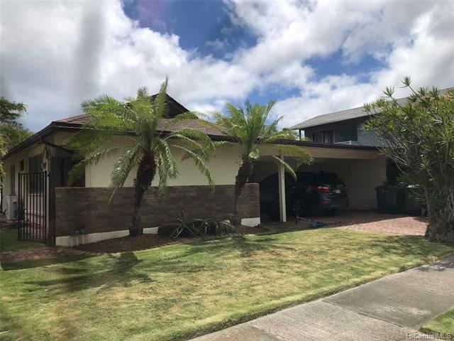 7211 Kipu Place, Honolulu, HI 96825 - #: 202017467