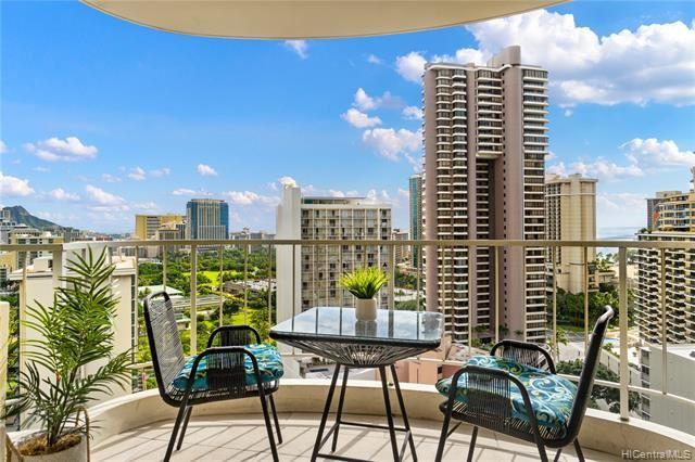 469 Ena Road #2209 UNIT 2209, Honolulu, HI 96815 - #: 202101468