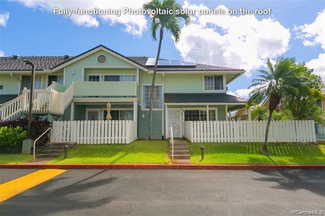 94-1505 Waipio Uka Street #B102 UNIT B102, Waipahu, HI 96797 - #: 202006469