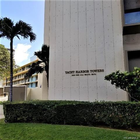 1650 Ala Moana Boulevard #1409 UNIT 1409, Honolulu, HI 96815 - #: 202106475