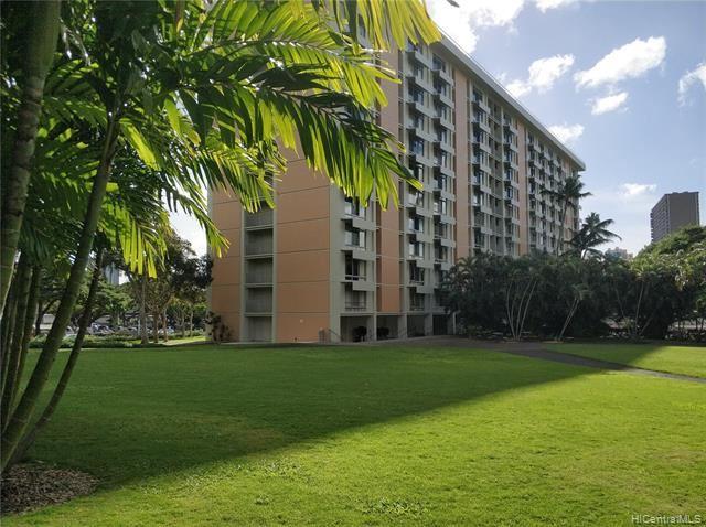 1511 Nuuanu Avenue #631 UNIT 631, Honolulu, HI 96817 - #: 202100482