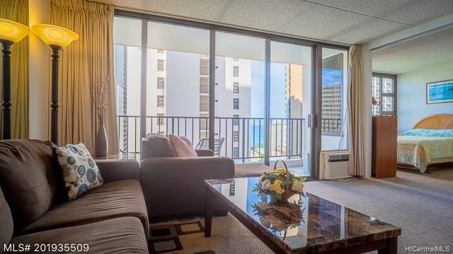 201 Ohua Avenue #T2-1806 UNIT T2-1806, Honolulu, HI 96815 - #: 201935509