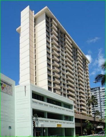1561 Kanunu Street #1803 UNIT 1803, Honolulu, HI 96814 - MLS#: 202027537