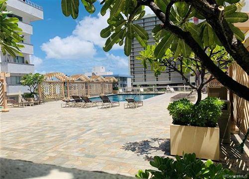 Photo of 445 Seaside Avenue #2407, Honolulu, HI 96815 (MLS # 202100540)