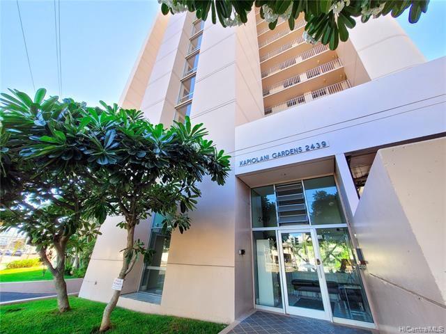 2439 Kapiolani Boulevard #802 UNIT 802, Honolulu, HI 96826 - #: 202017542