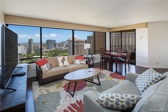 1778 Ala Moana Boulevard #3314 UNIT 3314, Honolulu, HI 96815 - #: 202027549