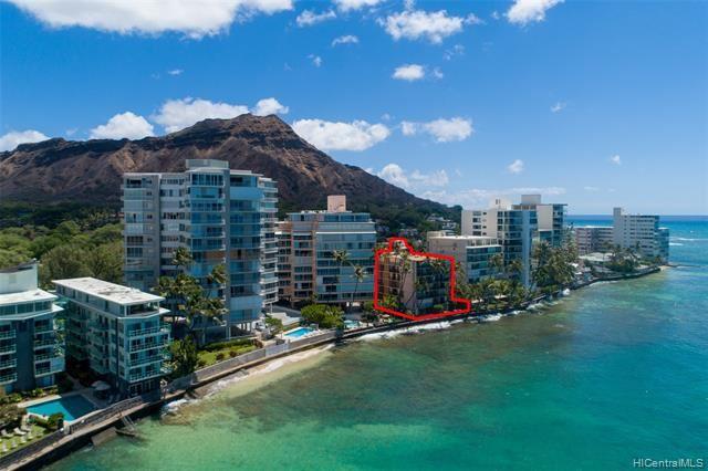 2987 Kalakaua Avenue #606 UNIT 606, Honolulu, HI 96815 - #: 202025560