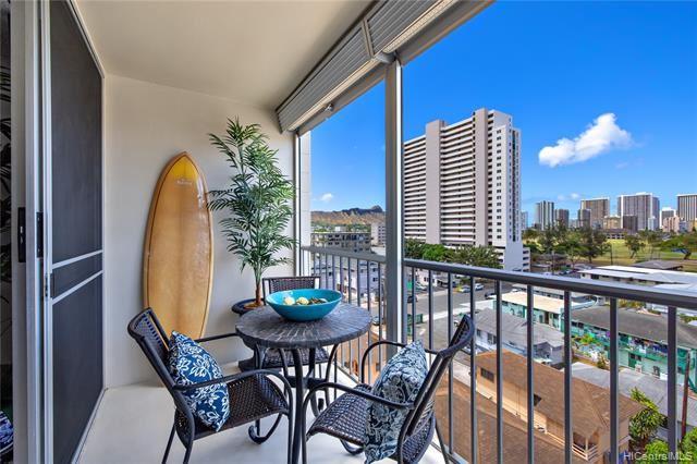 754 Ekela Avenue #808 UNIT 808, Honolulu, HI 96816 - #: 202011573