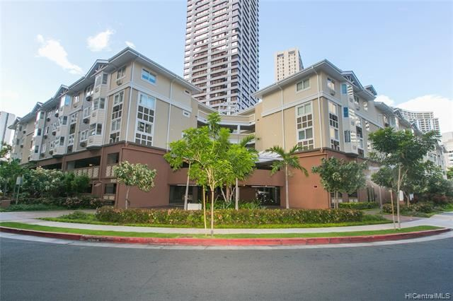 1810 Kaioo Drive #B309 UNIT B309, Honolulu, HI 96815 - #: 201933576