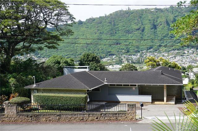 Photo of 3244 Alani Drive, Honolulu, HI 96822 (MLS # 202100587)