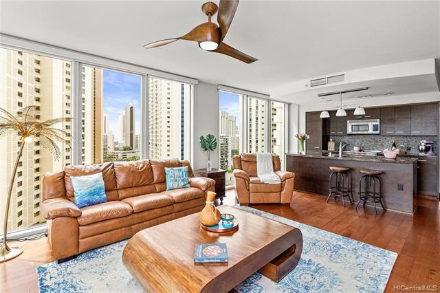 1837 Kalakaua Avenue #1501 UNIT 1501, Honolulu, HI 96815 - #: 202108588
