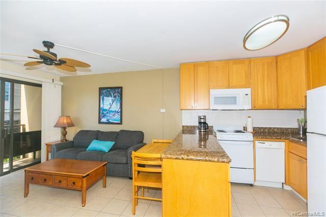 2140 Kuhio Avenue #703 UNIT 703, Honolulu, HI 96815 - #: 202101605