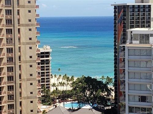 Photo of 1778 Ala Moana Boulevard #3213, Honolulu, HI 96815 (MLS # 202011610)
