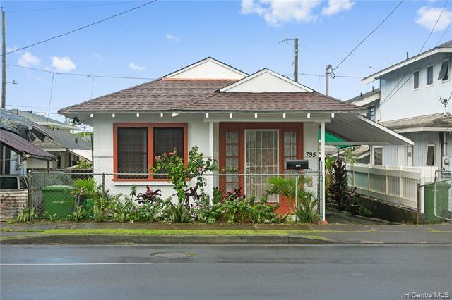 795 N School Street, Honolulu, HI 96817 - MLS#: 202101615