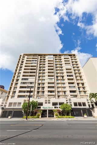 920 Ward Avenue UNIT 16G, Honolulu, HI 96814 - #: 201932619