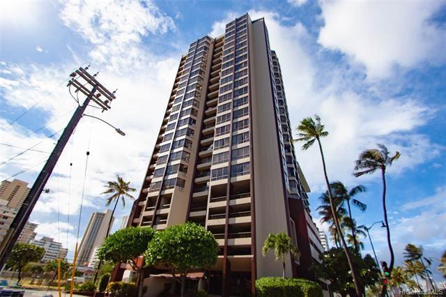 320 Liliuokalani Avenue #604 UNIT 604, Honolulu, HI 96815 - MLS#: 202029625
