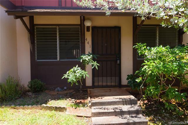 94-1408 Lanikuhana Avenue #441 UNIT 441, Mililani Town, HI 96789 - #: 202021629