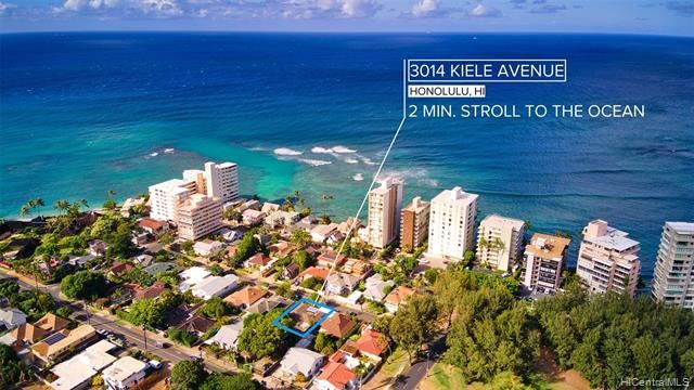 3014 Kiele Avenue, Honolulu, HI 96815 - #: 202020630