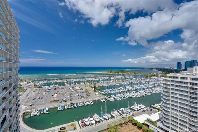 1777 Ala Moana Boulevard #1902 UNIT 1902, Honolulu, HI 96815 - #: 202008631