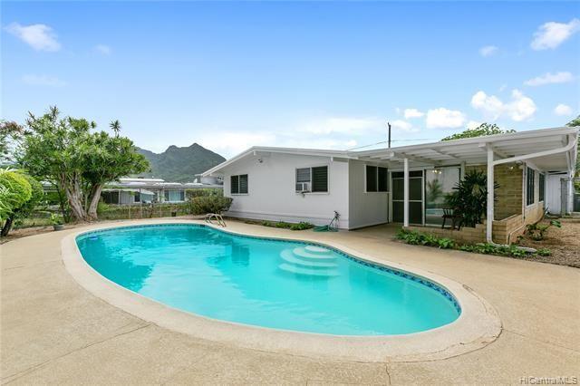 Photo of 909 Alahaki Street, Kailua, HI 96734 (MLS # 202011631)