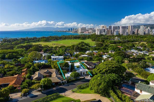 3919 Noela Place, Honolulu, HI 96815 - #: 201932638